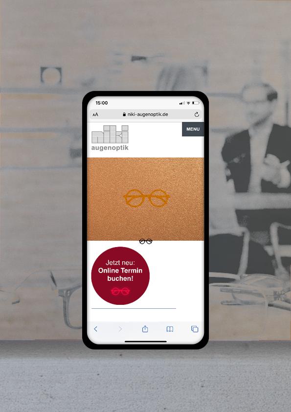 Website-Gestaltung. FENEBERG Design – Ihr Design Studio Werbeagentur in Ulm und Pfaffenhofen.